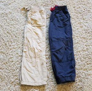 OLD NAVY/JOE FRESH pant bundle